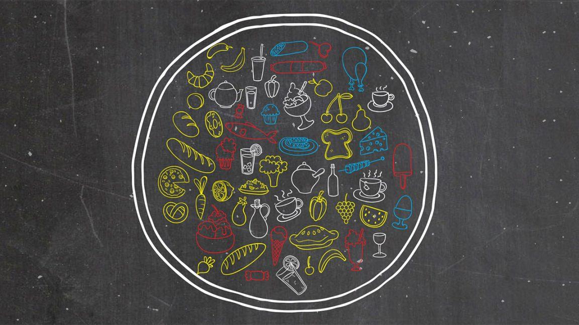 Το πιάτο του δρομέα