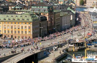 Έγινε ο Μαραθώνιος της Στοκχόλμης 2021 - Τα αποτελέσματα
