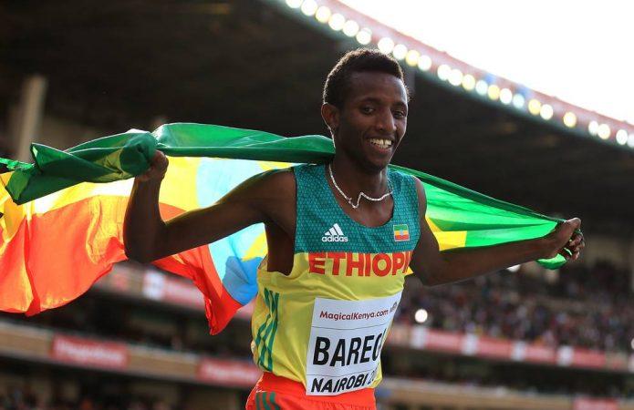 Ο Barega Χρυσός νικητής - Σπουδαίος τελικός στα 10.000μ.