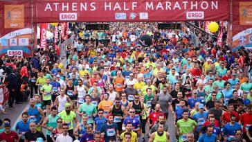 Νέα ημερομηνία για τον Ημιμαραθώνιο Αθήνας