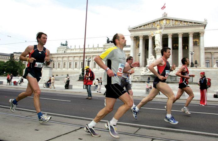 Μαραθώνιος Βιέννης Vienna City Marathon - Αποτελέσματα - Update