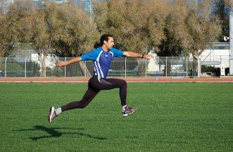 Jump like a Runner