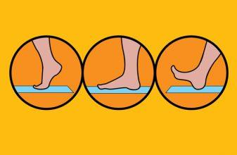 Γερά πέλματα στην παραλία