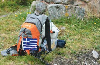 Μία ελληνική σημαία σε κάθε μαραθώνιο