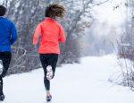 Τρέξιμο στο χιόνι