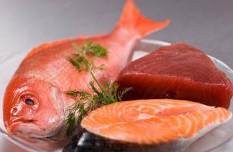 Η σημασία των ψαριών στη διατροφή μας