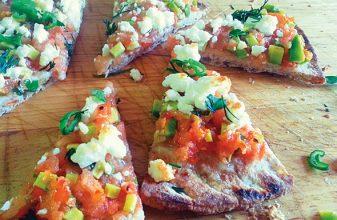 Pita / Pizza