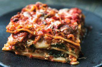 Lasagne for runner