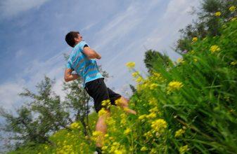 Φυσιολατρία και τρέξιμο