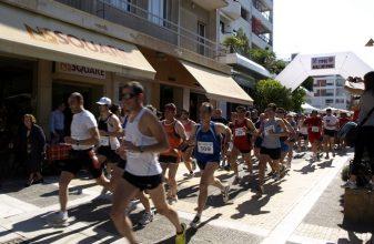 7,5 χιλιόμετρα ο ανοιξιάτικος αγώνας με εκκίνηση και τερματισμό στη Πλατεία.