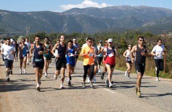 Aγώνα 21 χιλιομέτρων διοργανώνει το Δ.Α.Κ Άργους σε συνεργασία με το Δήμο Μυκηναίων