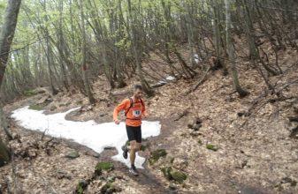 Αγώνας επιλογής για την εθνική ομάδα ορεινού τρεξίματος