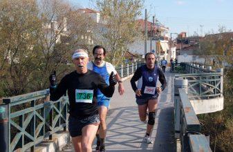 Αγώνας 11 χλμ στη Λάρισα