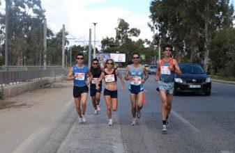 Τρέξτε στο κέντρο της Αθήνας