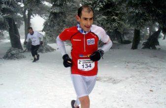 Νυχτερινός αγώνας ορεινού τρεξίματος στην Πάρνηθα