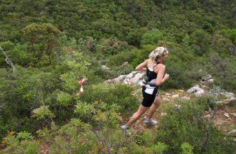 1oς Αγώνας Ορεινού Τρεξίματος στην Κέρκυρα