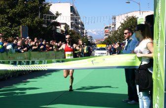 Η οικογένεια Νάκου κυριάρχησε στον αγώνα των 6,5 χλμ.