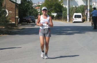 Τρέξιμο στην Κόρινθο