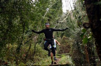 Multi terrain ημιμαραθώνιος στην Πίνδο