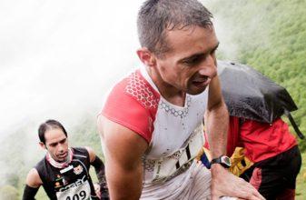 8ος ο Θεοδωρακάκος στο Βαλκανικό Mountain Running