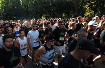'Ολοι έτρεξαν στην Αθήνα!