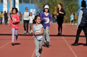 Ρεκόρ συμμετοχών και στον αγώνα των παιδιών