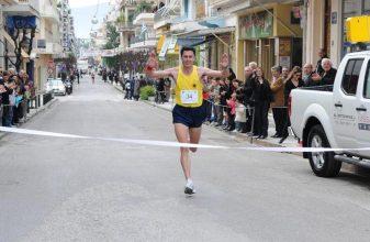 20ος ΛαΪκός Αγώνας Δρόμου Νεάπολης Αγρινίου 10.000 μ.