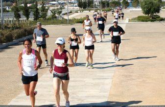 6ος Ποσειδώνιος Ημιμαραθώνιος Αθήνας