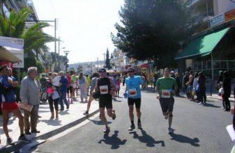 3ος Δρόμος Ζωής Δήμου Αγίας Παρασκευής «Αναδεικνύοντας τον Υμηττό - 2015»
