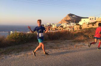 Folegandros Chora Races 2015