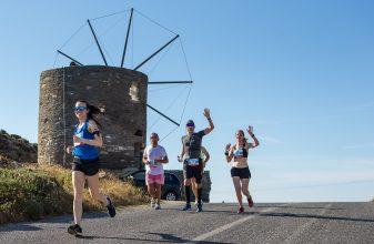 Tinos Running Experience 2016
