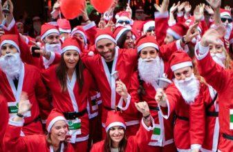 3ο Santa Run