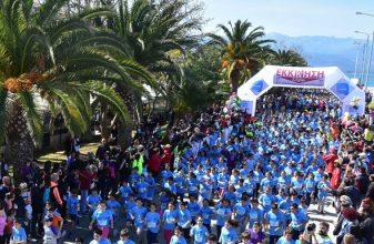 Μαραθώνιος Ναυπλίου - Nafplio Marathon 2017