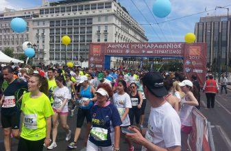 6ος Ημιμαραθώνιος Αθήνας