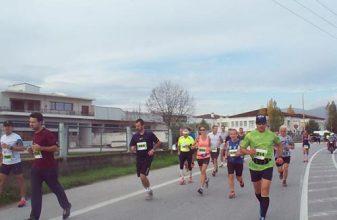 14ος Ημιμαραθώνιος Αγώνας Δρόμου «Τύρναβος - Λάρισα»