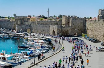 5ος Διεθνής Μαραθώνιος Ρόδου - Roads to Rhodes Marathon