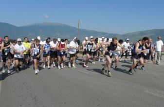 8ος Ημιμαραθώνιος Λίμνης Βεγορίτιδας