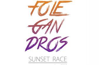 Folegandros Sunset Race 2018