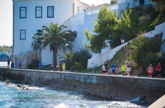 Spetses mini Marathon 2018 - Σε εξέλιξη