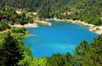 3ος Αγώνας Δρόμου - Γύρος Λίμνης Τσιβλού 10χλμ.