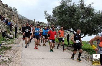 3ος Ημιμαραθώνιος Μυκήνες-Τενέα «Ancient Mycenaean Trail Run 2019»