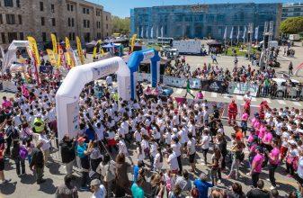 Ρεκόρ σε κάθε τομέα κατέρριψε ο 6ος Διεθνής Μαραθώνιος της Ρόδου