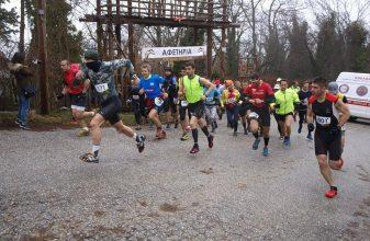 Xορτιάτης Trail Run 2015
