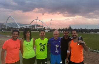 Polias Runners Time Trials 16072015 10Km
