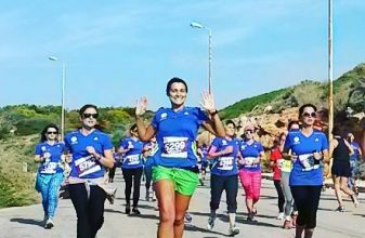 Ladies Run 2015