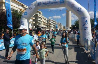 Run Greece Αλεξανδρούπολη 2016 - 5 χλμ.