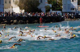 Spetses mini Marathon - Kids Swim