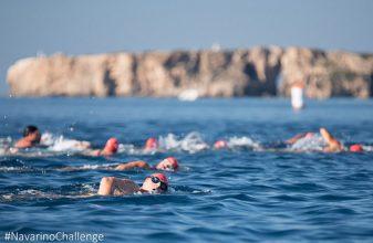 Navarino Challenge 2018 - Swimming