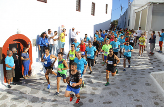 Mykonos Run 2019