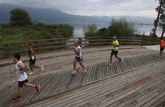 Ioannina Lake Run 2020